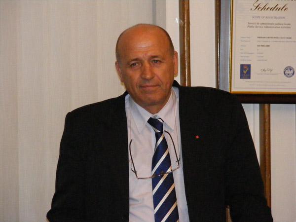 Valeriu Neagu este noul președinte al CSM Satu Mare