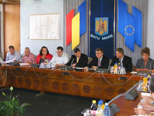 Consilierii judeţeni au votat transferul DJ Satu Mare – Odoreu – Apa către Ministerul Transporturilor