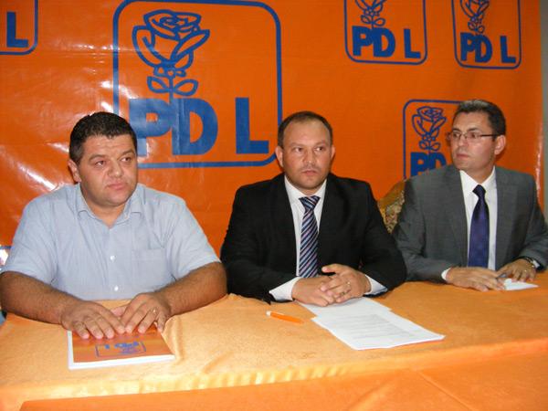 Claudiu Ardelean a fost validat în funcţia de preşedinte al organizaţiei judeţene a PD-L Satu Mare