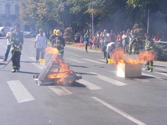 Ziua Pompierilor a fost sărbătorită și la Satu Mare (galerie foto)