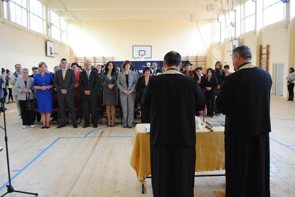 Şcoala Generală nr. 3 din Negreşti-Oaş a aniversat trei decenii de existenţă