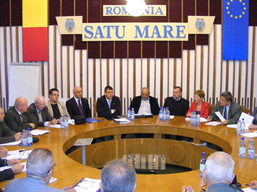 Monografia județului Satu Mare, în atenția Consiliului Județean