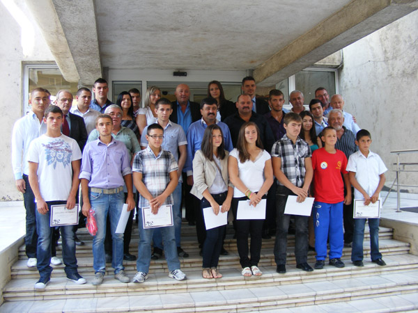 Sportivii de la CS UNIO și CS Satu Mare au fost premiați de conducerea Primăriei