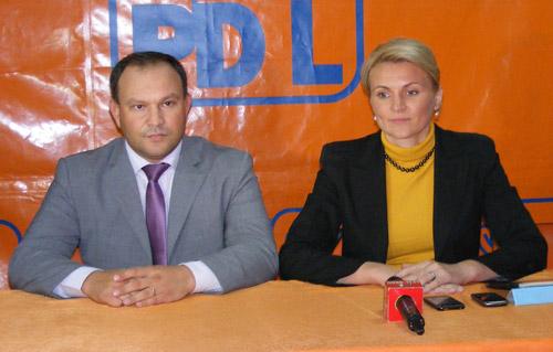 Andreea Paul Vass vrea să fie deputata oşenilor