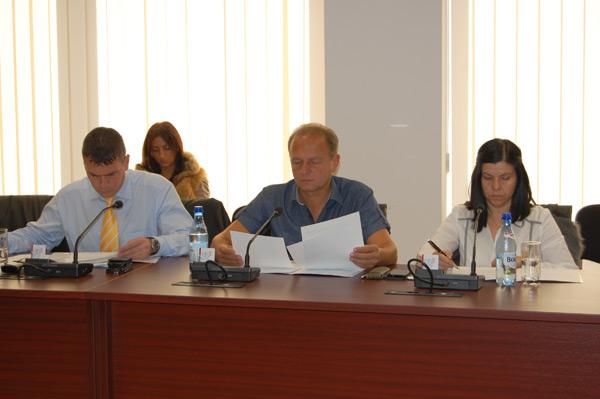 O nouă şedinţă a Consiliului pentru Dezvoltare Regională Nord-Vest