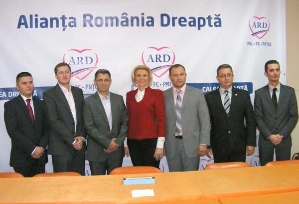 ARD și-a prezentat oficial candidații la parlamentarele din acest an