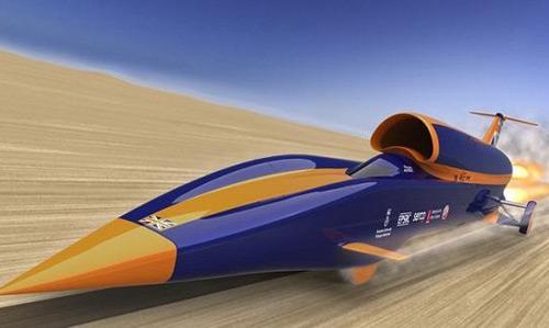 Cea mai rapidă maşină din lume