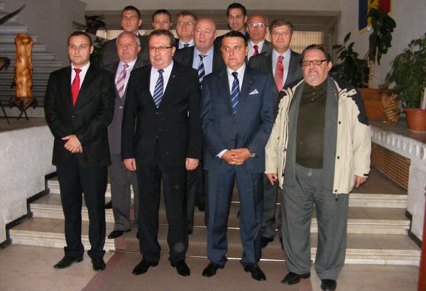 USL Satu Mare şi-a depus candidaturile pentru parlamentare