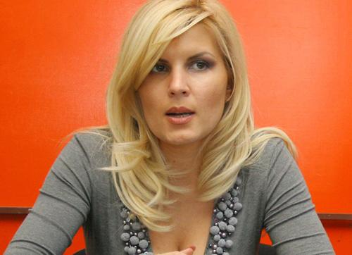 Elena Udrea vine duminică la Satu Mare