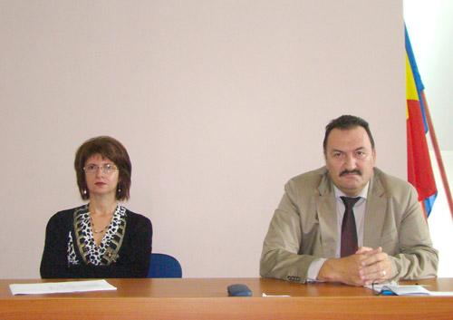 Activitatea de control fiscal, în atenția directorului DGFP Satu Mare
