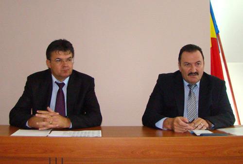 Mircea Ardelean, s-a întâlnit cu angajații din cadrul AMAVS