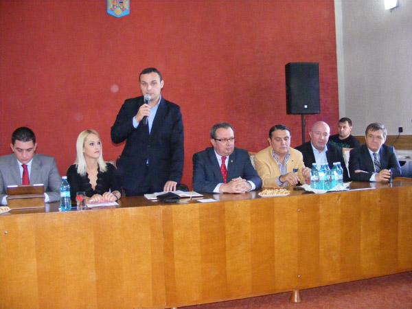 A fost constituită Liga Tinerilor Întreprinzători Social-Democraţi Satu Mare