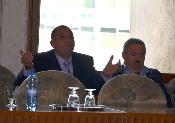O nouă întâlnire eșuată a reprezentanților statului cu oamenii de afaceri sătmăreni