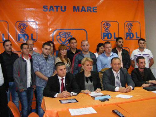 Ovidiu Mureșan este candidatul tinerilor democrat-liberali sătmăreni, pentru Camera Deputaților