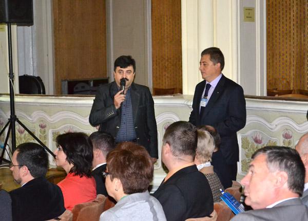Conferinţa Naţională a Societăţii Române de Ortopedie şi Traumatologie Pediatrică 2012