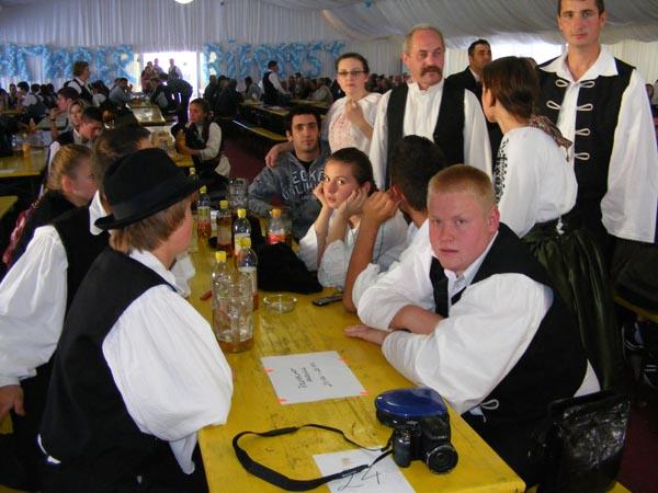 Valuri de bere la Sathmarer Bierfest 2012