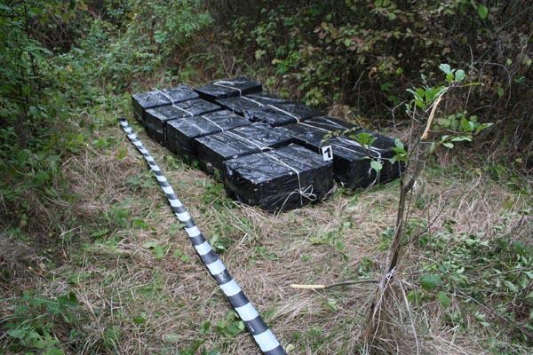 Țigări de contrabandă, în valoare de peste 200.000 de lei, confiscate
