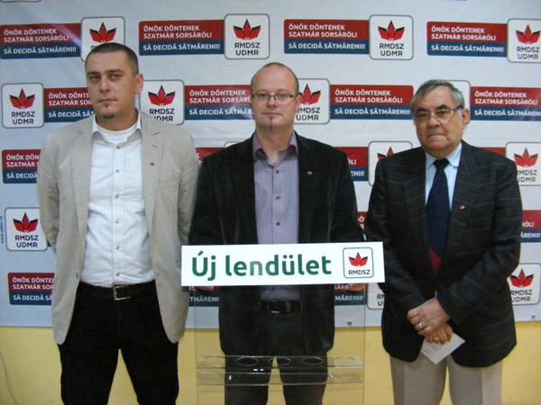 UDMR-ul va conduce două comisii de specialitate din cadrul Consiliului Local Satu Mare