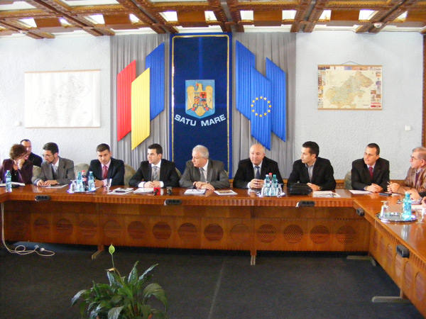 Ministrul Agriculturii, s-a întâlnit cu directorii instituțiilor agricole și cu fermierii din județ