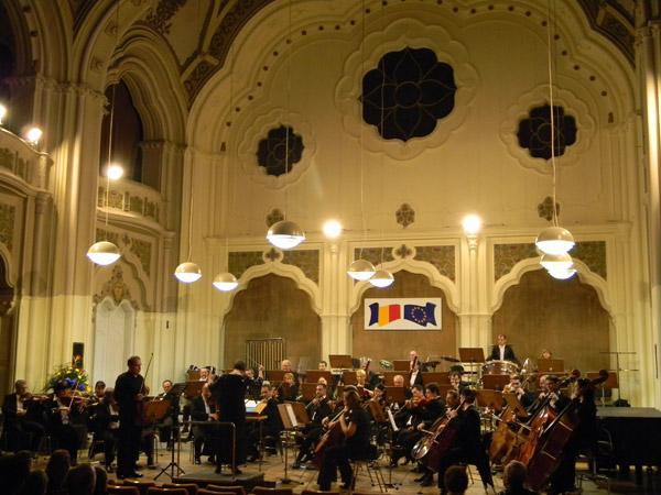 Concert festiv dedicat Zilei Naţionale a României
