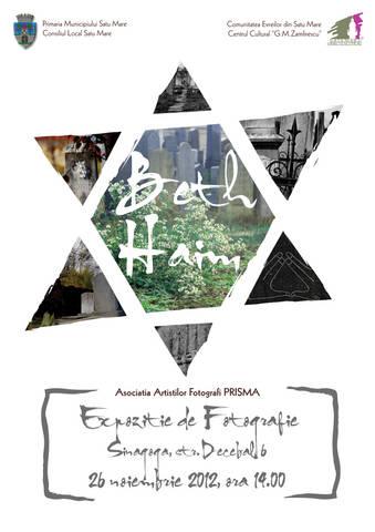 """Expoziţie de fotografii marca """"Prisma"""" la Sinagoga din Satu Mare"""