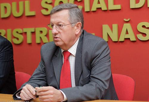 Primarul din Bistriţa demisionează din toate funcţiile deţinute în PSD