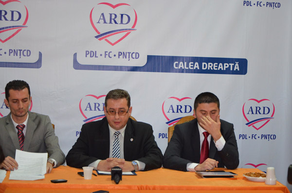 Candidaţii ARD primit vot uninominal electronic şi regionalizarea ţării