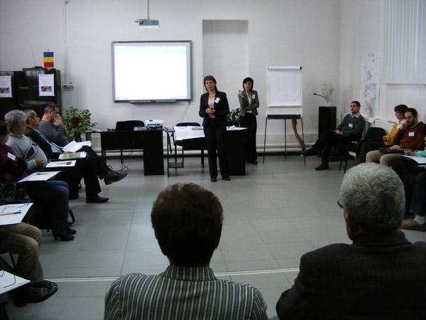 """Seminar despre managementul pădurilor aflate pe raza Ariilor Naturale Protejate """"Râul Tur"""""""