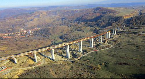 Ioan Rus: Autostrada Transilvania ar putea fi gata în 2017