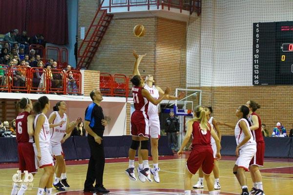 CSM Satu Mare a învins baschetbalistele de la SISU Gentofte (galerie foto)
