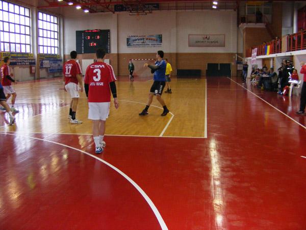 Handbal: CSM Satu Mare – Extrem Baia Mare 22 – 34