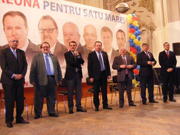 USL şi-a lansat candidaţii pentru alegerile parlamentare (galerie foto)