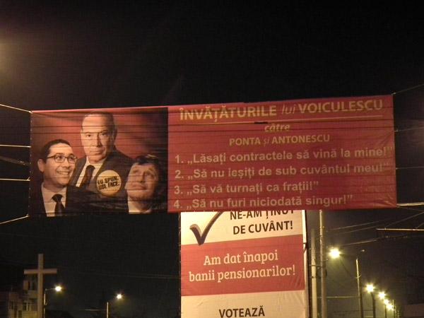 Mega-scandal electoral nocturn la Satu Mare (galerie foto)