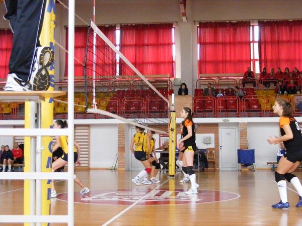 Turneu internaţional de volei cu echipe din patru ţări