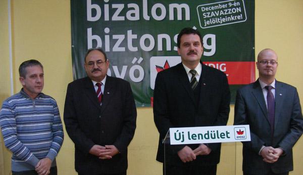 UDMR Satu Mare a făcut un bilanț al campaniei electorale