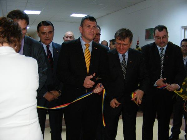A fost inaugurată secţia de chirurgie cardiovasculară