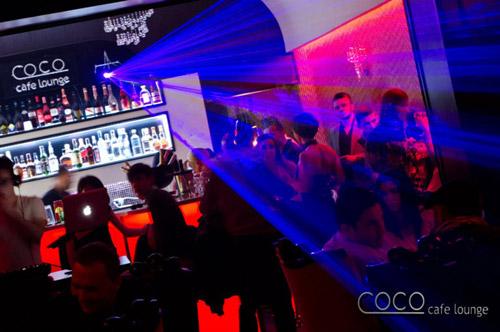 Coco Bar în fruncea țării
