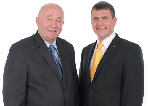 Dorel Coica și Adrian Ștef îndeamnă sătmărenii să meargă la vot