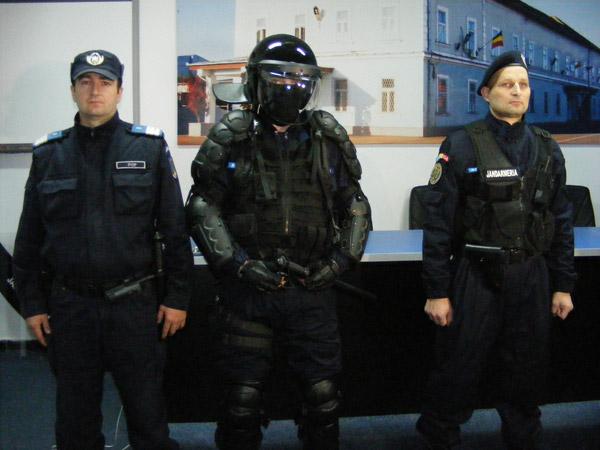 Jandarmii sătmăreni şi-au făcut bilanţul pe 2012