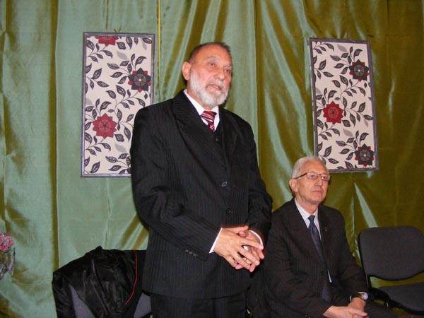 Templierul Florin Horvath, își lansează noul roman la Satu Mare