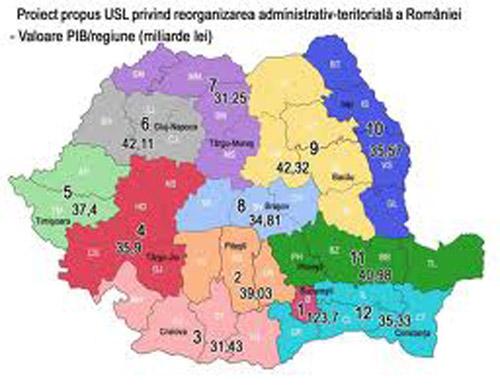 Dragnea: La finele lui 2013 trebuie să avem regiuni de dezvoltare funcţionale