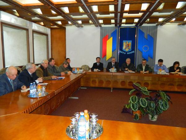 Pensionarii şi-au prezentat astăzi bilanţul pe 2012
