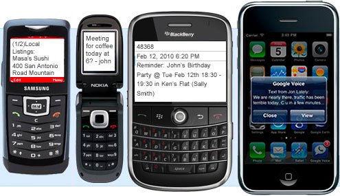 20 de texe pentru SMS-urile de Crăciun