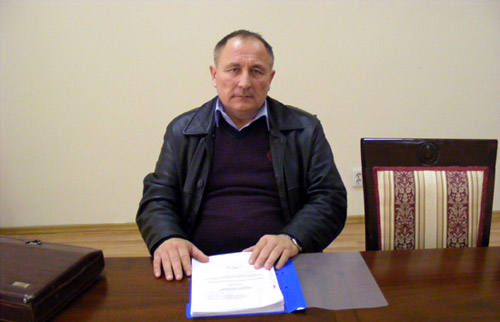 Bătaie între primarul şi viceprimarul din Călineşti-Oaş