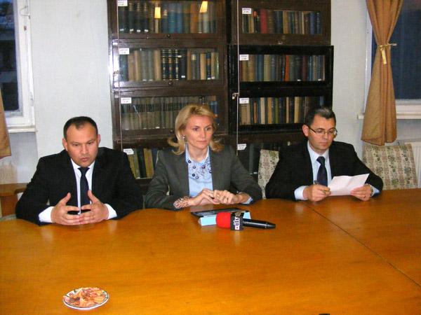 Claudiu Ardelean este noul preşedinte al Organizaţiei Municipale a PDL Satu Mare