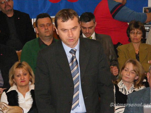 Noul consilier Ştefan Leitner a depus jurământul