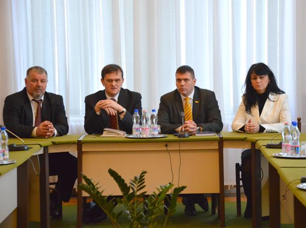Adrian Ştef a purtat discuţii cu omologul său din Szabolcs-Szatmar-Bereg pe tema proiectelor comune