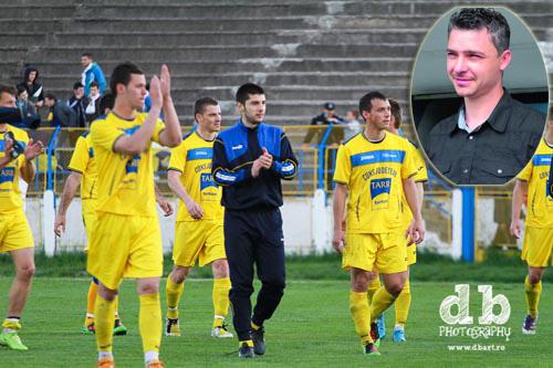 Dan Băbuţ este noul preşedinte al Olimpiei Satu Mare