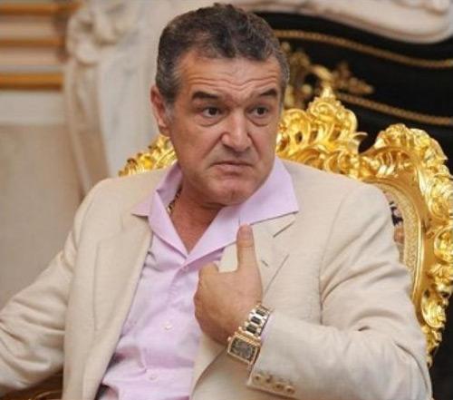 Gigi Becali va face trei ani de pușcărie