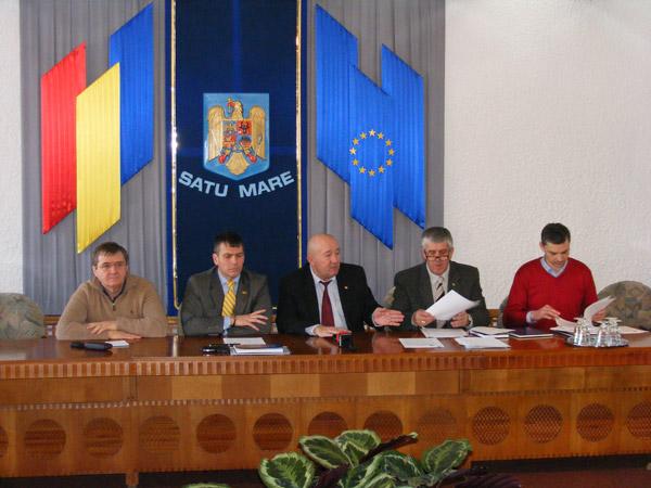Autorităţile locale au reluat tema înfiinţării Zonei Metropolitane Satu Mare